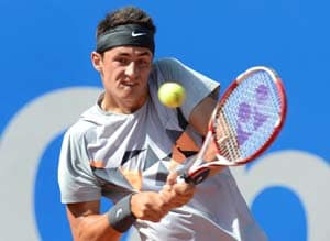 Tomic, Matosevic reach BMW Open quarters