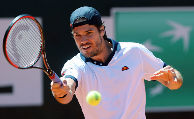 Ageless Tommy Haas Upsets Stanislas Wawrinka to Enter Rome Masters Quarters