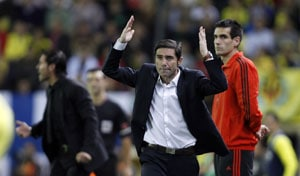 Villarreal sign coach Marcelino Garcia Toral to 2-year extension