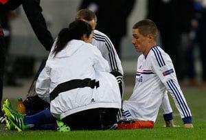 Jose Mourinho upbeat over Fernando Torres injury