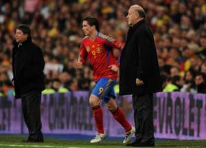 FIFA World Cup: Fernando Torres Glad to be Called up by Vicente Del Bosque