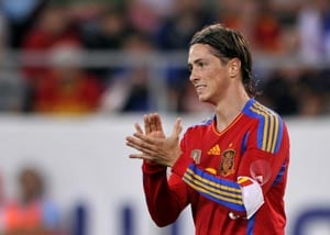 Spain axe Torres for international friendly