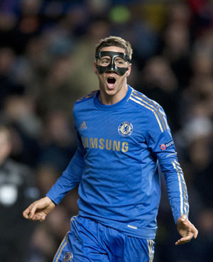 Fernando Torres determined to return to his best for Chelsea