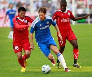 Chelsea's Torres vows to score