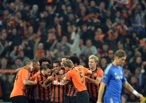 Chelsea go down to Shakhtar Donetsk despite late charge