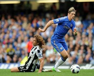 Hazzard, Torres help Chelsea continue winning form