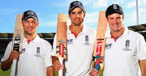 Joyous England unchanged for 2nd Test against India
