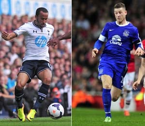 Barkley, Townsend handed England call-ups