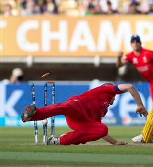 "Winning Champions Trophy would be ""massive"", says England's James Tredwell"