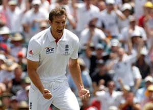 Chris Tremlett recalled to England squad