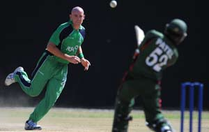 Ireland clinch T20 series against Kenya