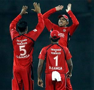 CLT20: As it happened - Trinidad & Tobago beat Titans by 6 runs (D/L) in Ahmedabad