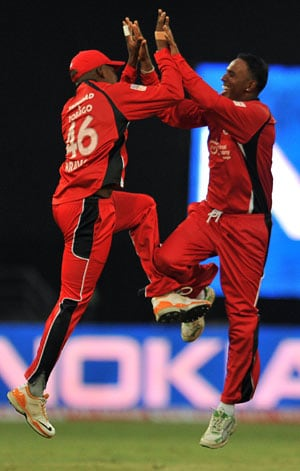 CLT20: Stats - Trinidad & Tobago share Chennai Super King's for most wins in the tournament