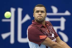 639a02099 Top seed Jo-Wilfried Tsonga showed no mercy on Thursday