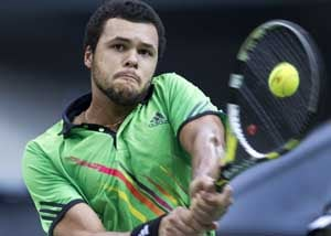 Tsonga jumps two places in ATP rankings