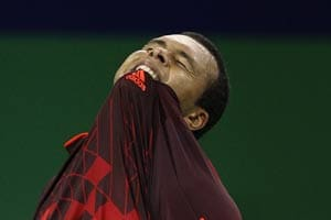 Injured Tsonga out of Queen's, may miss Wimbledon