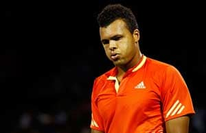 Jo-Wilfried Tsonga fears early end to medal dream