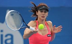 Tsvetana Pironkova sets up Sydney International final against Angelique Kerber