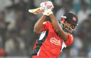 Trinidad and Tobago win toss, elect to bat