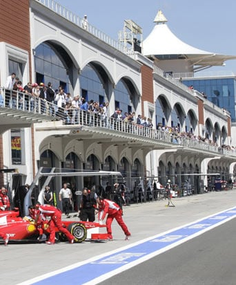 Istanbul on course to return to 2013 F1 calendar