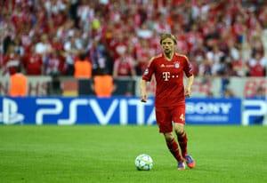 Anatoliy Tymoshchuk ponders Bayern future