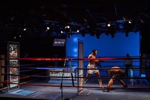 'Tyson vs. Ali': A dream fight made real onstage