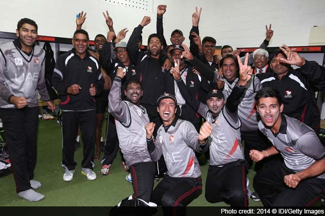 UAE, Scotland qualify for 2015 World Cup