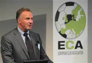 Europe's top clubs reach agreement with UEFA
