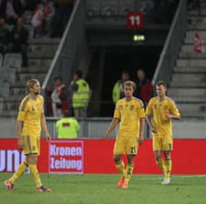 UEFA  Euro 2012: Turkey beats Ukraine 2-0 in warm-up game