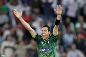 Umar Gul inspires Pakistan to Twenty20 win