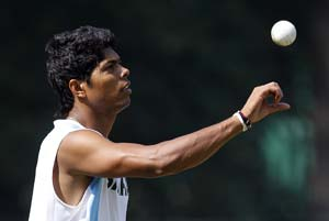 India's new-look bowling attack gears up for first test