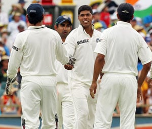 Umesh Yadav: Journey of a police aspirant to WACA
