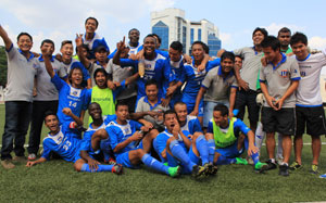 Shillong team Rangdajied United qualifies for I-League