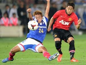 Moyes pleased with Shinji Kagawa