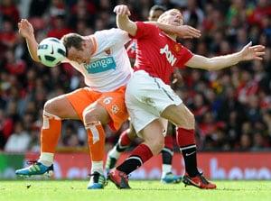 Blackpool, Birmingham demoted; United get trophy