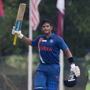 2nd one-dayer: India A win series against New Zealand after Ashok Menaria, Unmukt Chand heroics