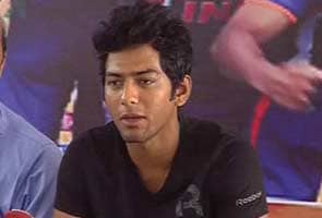 Unmukt Chand, an avid reader awaits his first book release