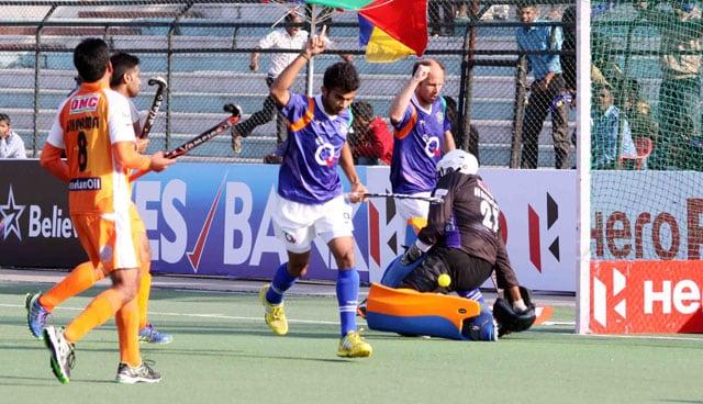 UP Wizards beat Kalinga Lancers 3-1 in Hockey India League