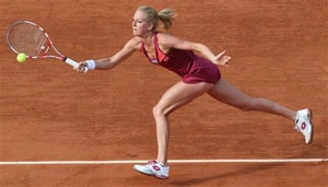 Venus-beater Urszula Radwanska loses out in second round at French Open
