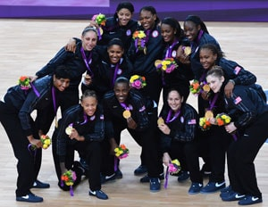 London 2012 Basketball: US women rip France for fifth gold in a row