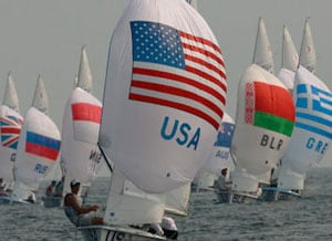 Wheres my Windsurfer? Athletes bring tons of bags