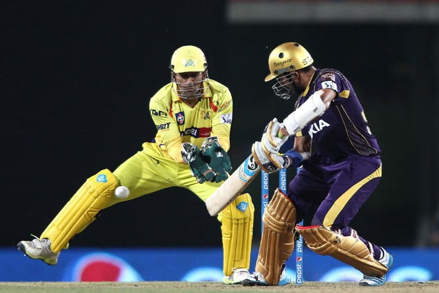 IPL 7 CSK vs KKR, Highlights: Chennai Super Kings Crush Kolkata Knight Riders by 34 Runs in Rain-Curtailed Game