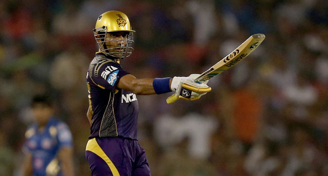 IPL 7 Highlights, KKR vs MI: Uthappa Scripts Kolkata's Six-Wicket Win over Mumbai