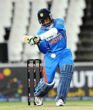 Robin Uthappa Named in Suresh Raina-Led Indian Team for ODI Series vs Bangladesh