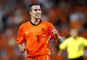 Euro 2012: Embarrassment of Dutch riches up front