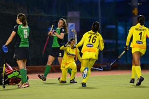 India draw 2-2 with Ireland in women's hockey; win Test series 2-0