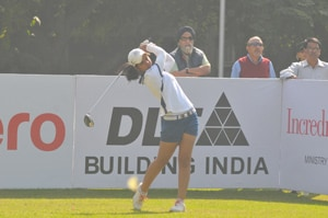 Vani Kapoor, Gauri Monga tied 13th after Round 1 of Women's Indian Open