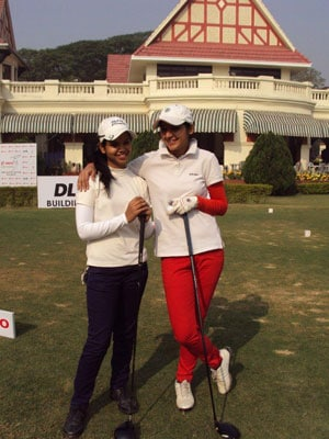 Vani Kapoor wins second consecutive title on women's tour golf