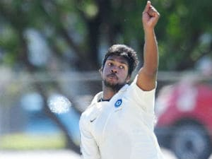 Varun Aaron amongst the wickets as Mumbai eke out draw against Jharkhand