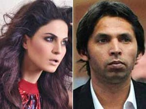Veena Malik says 'No' to Mohammad Asif